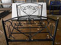 Кованная кровать мебель