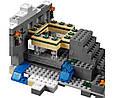 """Конструктор Мій світ Майнкрафт Minecraft """"Портал в Край"""" 571 деталь, фото 6"""