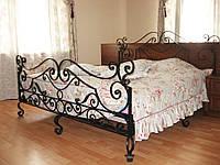 Кованые кровати для спальни