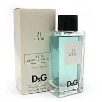 Тестер для мужчин Dolce Gabbana Anthology №21 La Fou 100мл