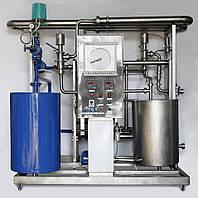 Пастеризационно-охладительная установка А1-ОКЛ-3 (3 м³/ч) для молока