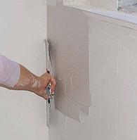 Шпатлевка стен под покраску (со шлифовкой)