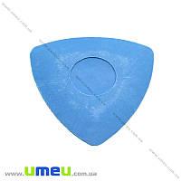 Мел портновский Синий, 60 мм, 1 шт (SEW-014006)