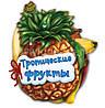Книга Тропические фрукты