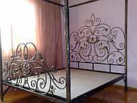Кованые кровати заказать