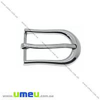 Пряжка металлическая, 45х29 мм, Черная, 1 шт (SEW-013880)