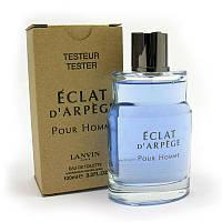 Тестер для мужчин Lanvin Eclat d'Arpege Pour Homme 100мл