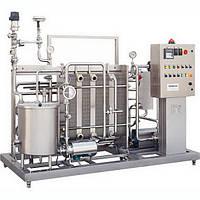 Пастеризационно-охладительная установка А1-ОКЛ-5 (5 м³/ч) для пищевых продуктов