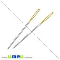 Игла для вышивки PONY (Индия) №22 с тупым кончиком, 1 шт. (UPK-004440)