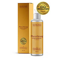 Масажне масло з феромонами PheroStrong Exclusive for Women, 100 мл