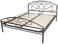 Кованые кровати изготовление