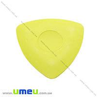 Мел портновский Желтый, 60 мм, 1 шт (SEW-014007)