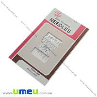 Набор иголок-легковдевателей, 12 шт микс, 1 набор (SEW-013913)