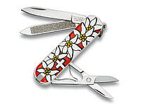 Нож Victorinox 0.6203 Classic Edelweiss