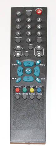 Пульт для тюнера OPENBOX X-800, фото 2