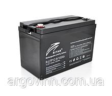 Акумуляторна батарея Ritar LiFePO4 12,8V 100Ah 1280Wh (328 x 172 x 215 (220) Q1
