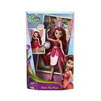 Шарнирная фея Розетта Disney (Дисней) Fairies Deluxe Fashion Twist Rosetta Doll