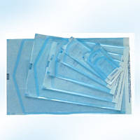 Самоклеющиеся пакеты для стерилизации  191х330мм (200шт)