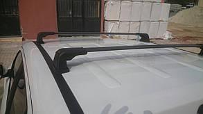 Поперечины (багажник) на штатные места Volkswagen Caddy