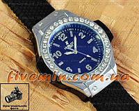 Женские наручные часы Hublot Quartz Big Bang Dimond Silver Black