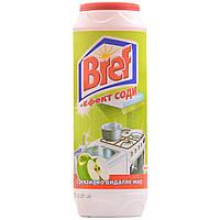 Чистящее средство порошок Bref  Эффект соды Яблоко