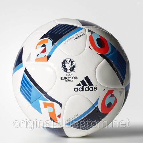 Мяч футбольный Adidas Euro 16 Top Glider AC5448 - интернет-магазин  Originals - Оригинальный Адидас f24f66050de8d