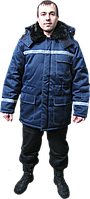 """Куртка рабочая, утепленная """"Вектор"""". Зимняя спецодежда"""