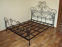 Старинные кровати кованые