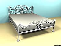 Стильные кованые кровати