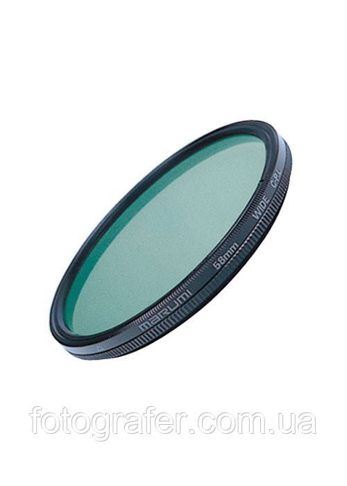 Marumi Circular PL Wide MC 52mm