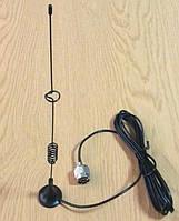 GSM антена на магніті c N-male роз'ємом 698-2700 МГц 7 дБ