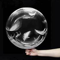 Латексные шары с рисунком Bubbles (Китай)