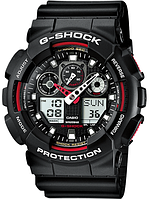 Часы Casio G-Shock GA-100-1A4ER