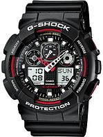 Часы Casio G-Shock GA-100-1A4ER G-Shok оптом Касио Г-Шок G Shock shok