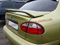 Задний ДСТ спойлер №2 на Chevrolet Lanos (ZAZ Chance)