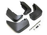 Брызговики полный комплект для Audi Q3 2011- (8U0075111+8U0075101), кт. 4шт MF.AUQ32013