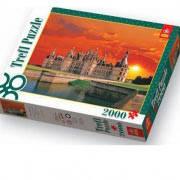 Пазл Trefl Замок Чамборд Франция 2000 дет