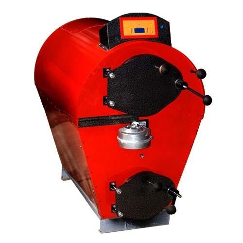 Пиролизный твердотопливный котел с газификацией древесины Анкот 25