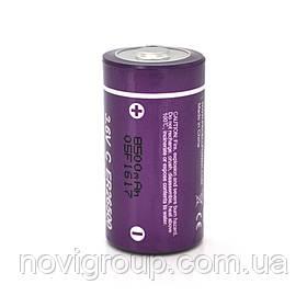 Батарейка літієва PKCELL ER26500, 3.6V 8500mah, OEM
