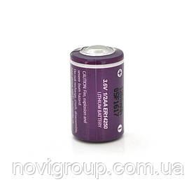 Батарейка літієва PKCELL ER14250, 3.6V 1200mah, OEM