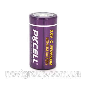 Батарейка літієва PKCELL ER26500M, 3.6V 6500mah, OEM