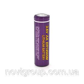 Батарейка літієва PKCELL ER14505M, 3.6V 1800mah, OEM