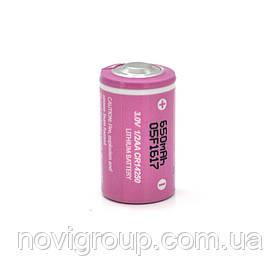 Батарейка літієва PKCELL CR14250, 3.0V 650mah, OEM