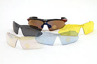 Очки тактические Oakley 0089 Black