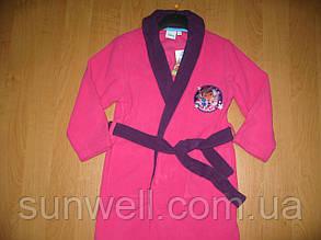Дитячий халат для дівчаток Sun City, 3-6років