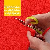 ЯГЕЛЬ Брудозахисне протиковзке покриття-доріжка, колір коричневий, фото 2