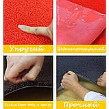 ЯГЕЛЬ Брудозахисне протиковзке покриття-доріжка, колір коричневий, фото 3
