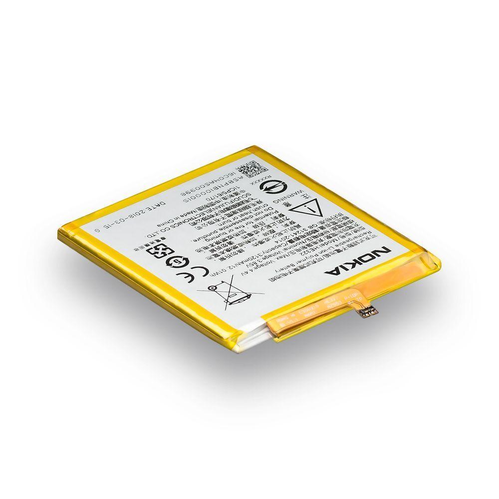 Акумулятор для Nokia 1 Dual Sim / HE322 Характеристики AAAA