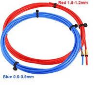 Тефлоновый канал синий/красный (50 м)