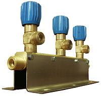 Коллектор рамповый КР-01-03 кислородный